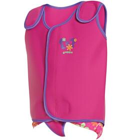 Zoggs Mermaid Flower Badpak Kinderen roze